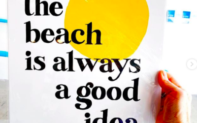 Create Your Beachy Dream Life from Home